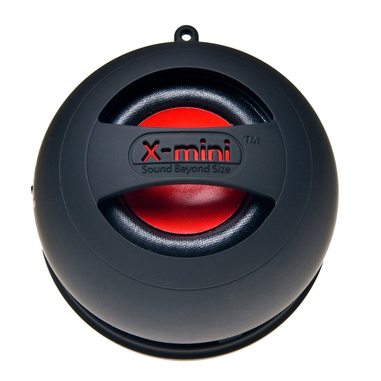 Мини колонка X-mini II - черна - 2