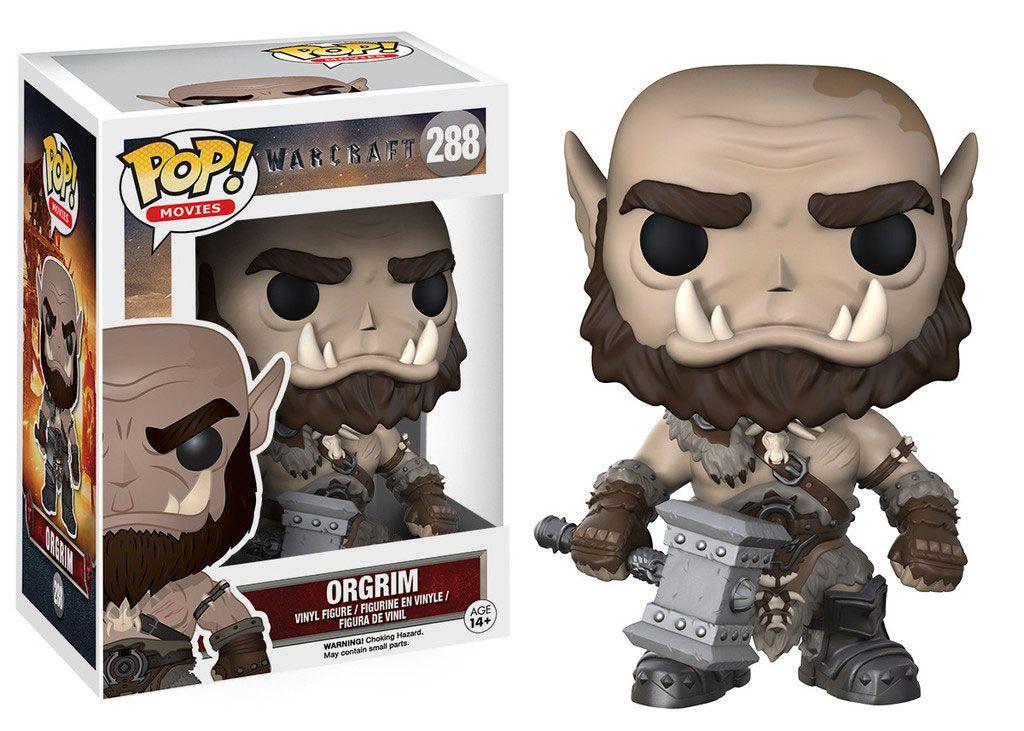 Фигура Funko Pop! Movies: Warcraft - Orgrim, #288 - 2