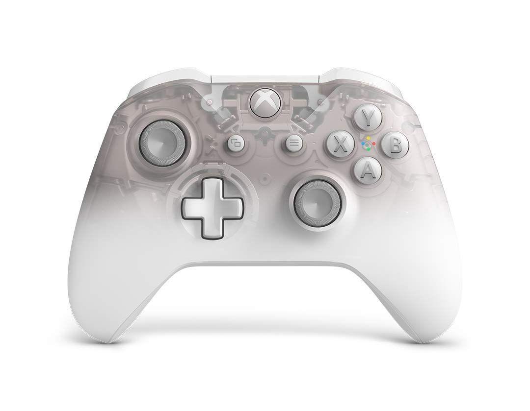 Контролер Microsoft - Xbox One Wireless Controller - Phantom White Special Edition - 3