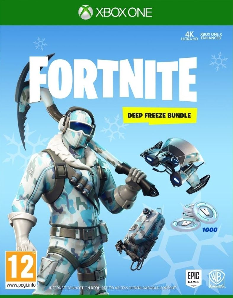 Fortnite - Deep Freeze Bundle (Xbox One) - 1