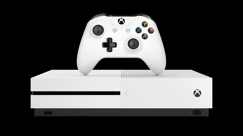Xbox One S 1TB + Gears 5 - 6