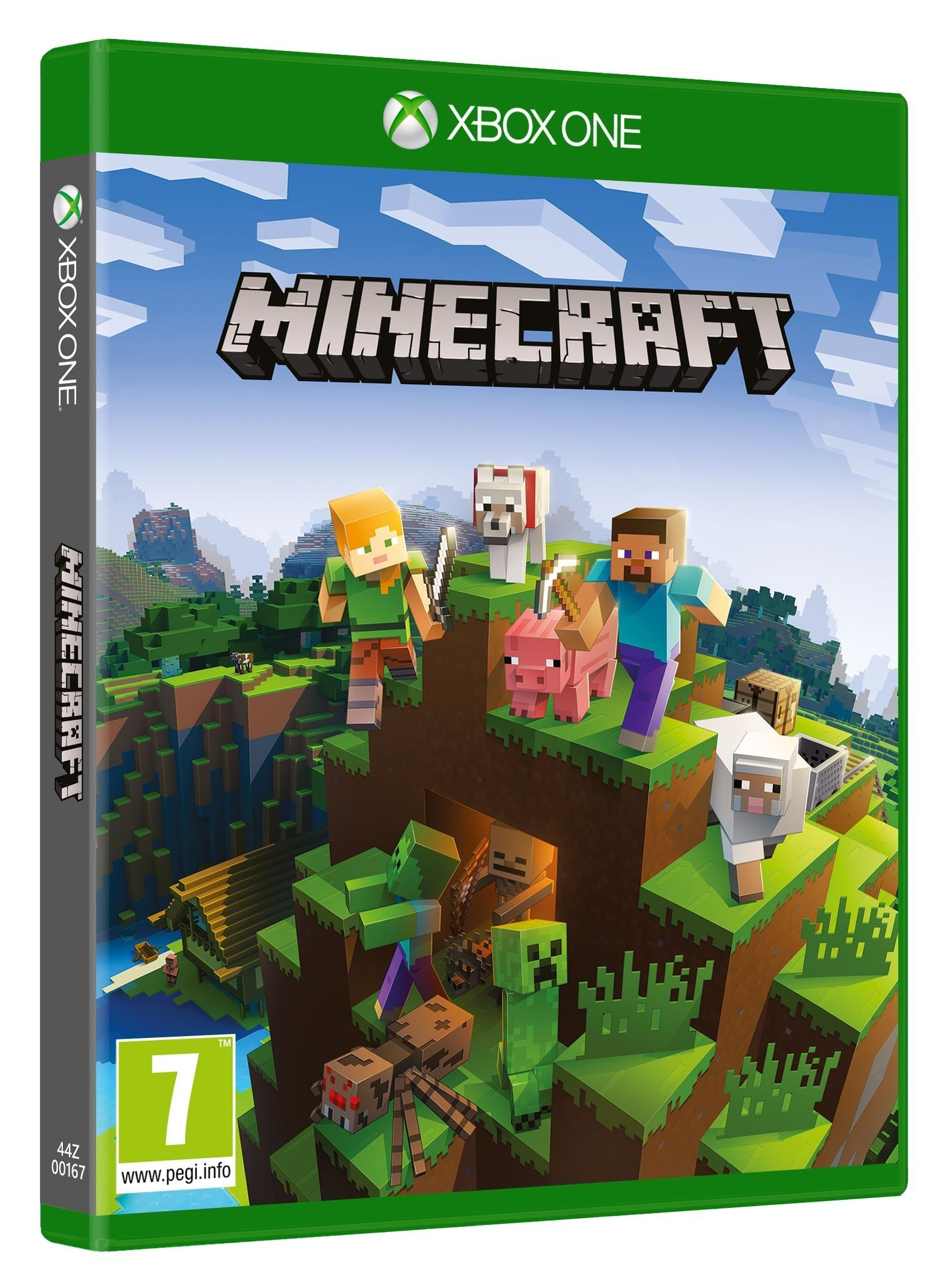 Minecraft Base Game Limited Edition (Xbox One) - 3