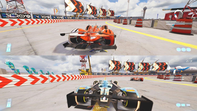 Xenon Racer (PS4) - 6