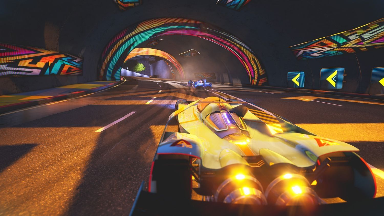 Xenon Racer (PS4) - 4