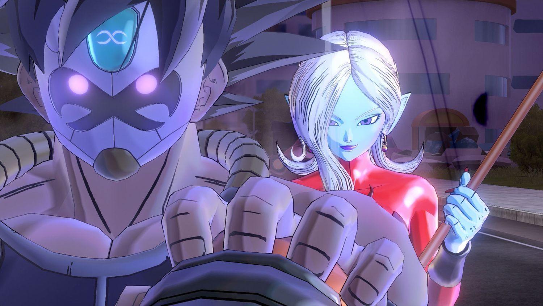 Dragon Ball Xenoverse + Dragon Ball Xenoverse 2 (PS4) - 5