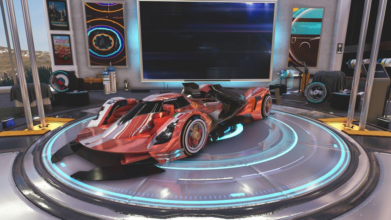 Xenon Racer (PS4) - 8