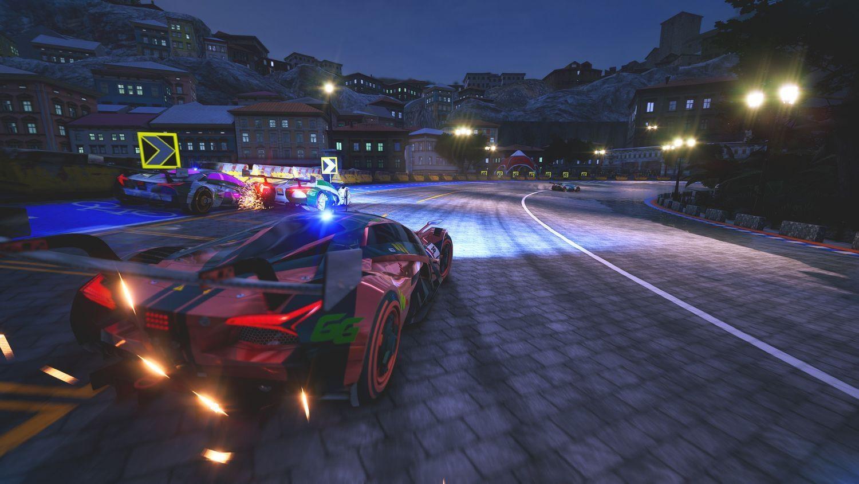 Xenon Racer (PS4) - 3