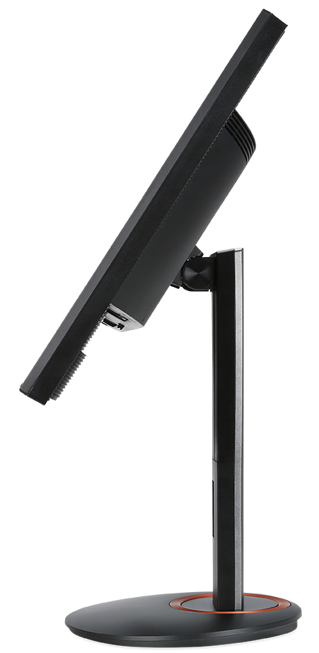 "Геймърски монитор Acer - XF240QP, 23.6"", FHD, 144Hz, FreeSync, 1ms, черен - 5"