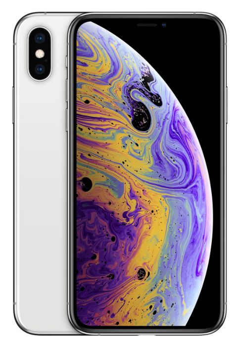 iPhone XS 64 GB Silver - 1