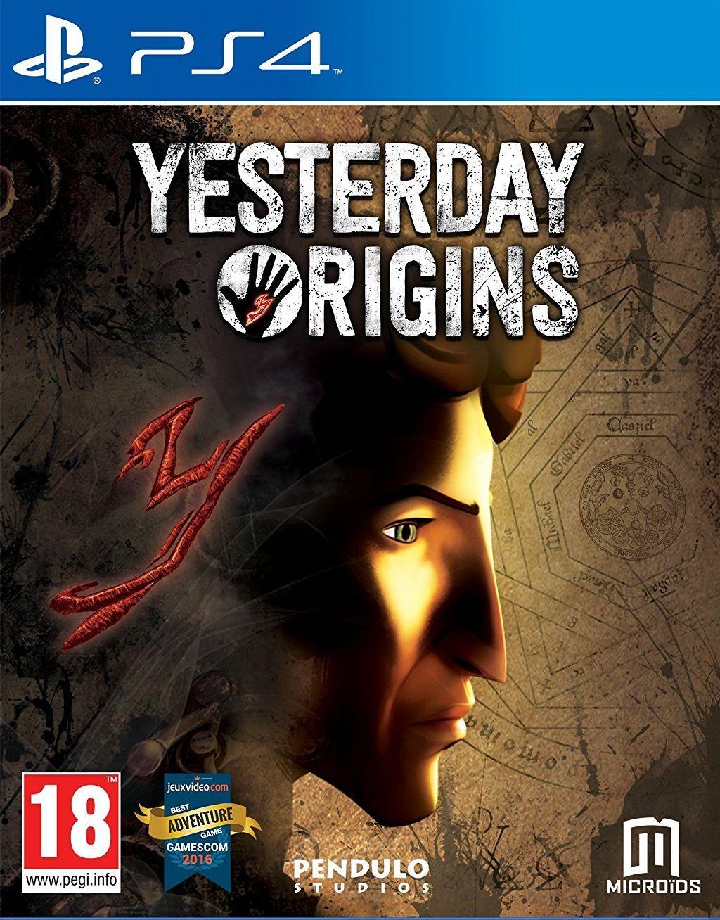 Yesterday Origins (PS4) - 1
