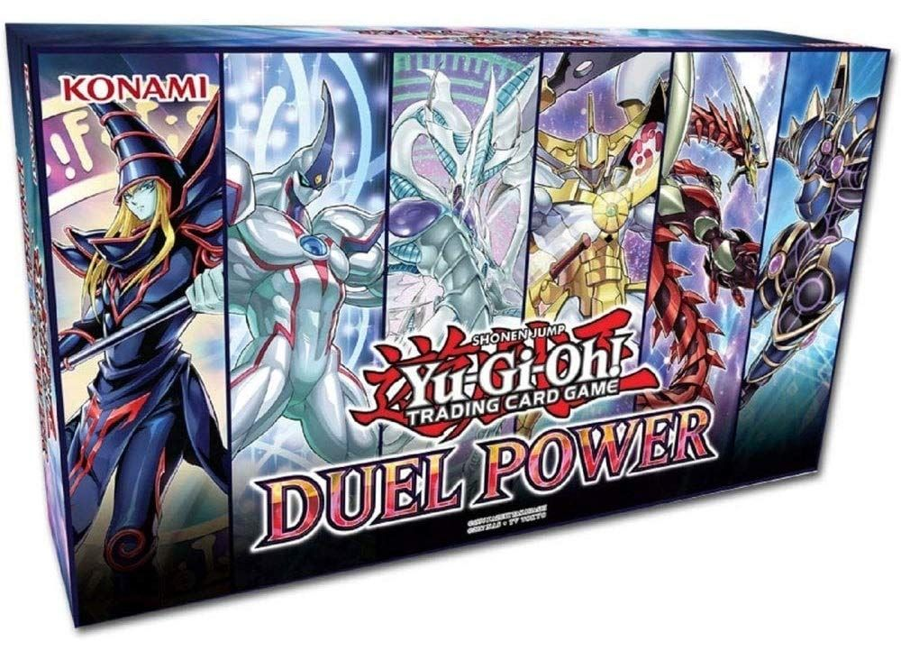 YuGiOh Duel Power Collection - 1