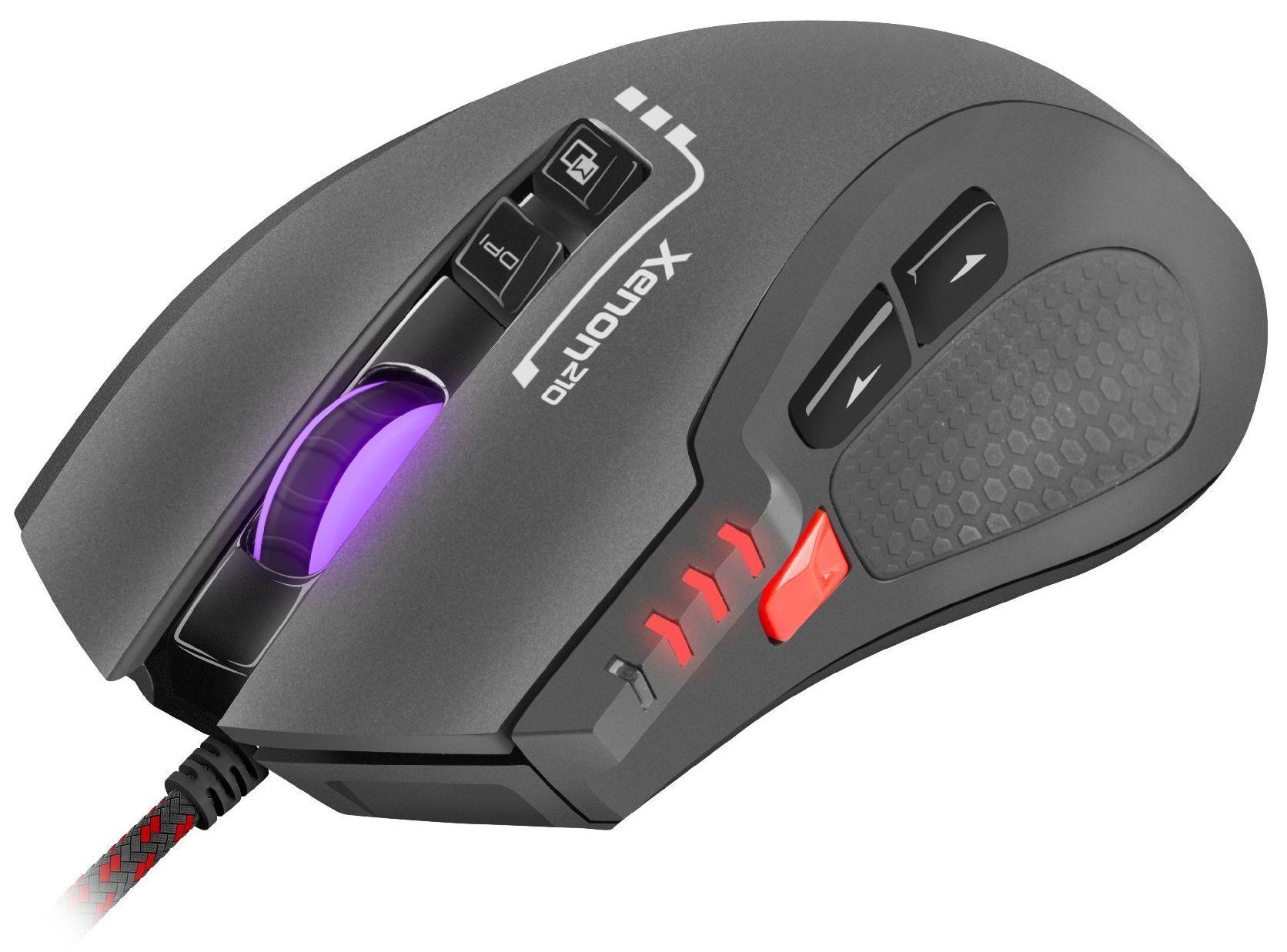 Гейминг мишка Genesis XENON 210 - оптична - 1