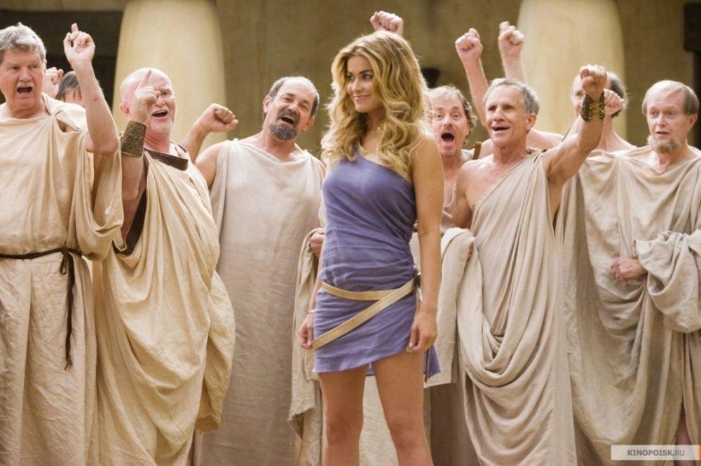Запознай се със спартанците (DVD) - 12