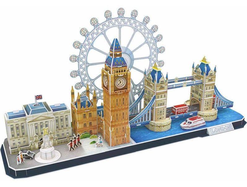 3D Пъзел Revell - Забележителности в Лондон - 1