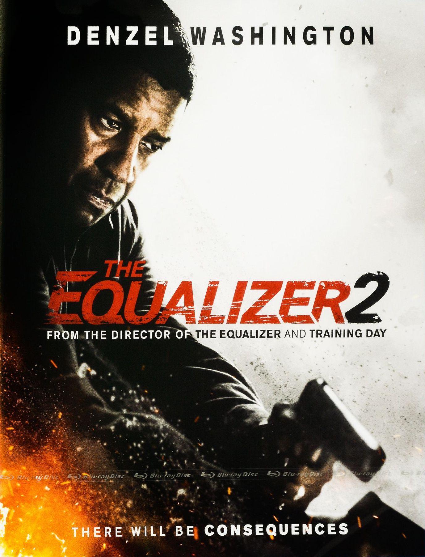 Закрилникът 2 (Blu-Ray) - 1