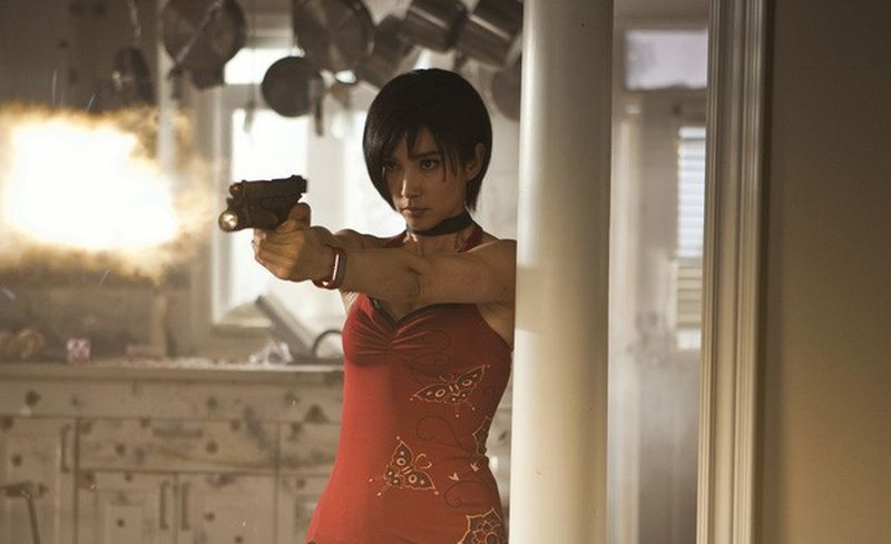 Заразно зло: Възмездие 3D + 2D (Blu-Ray) - 8