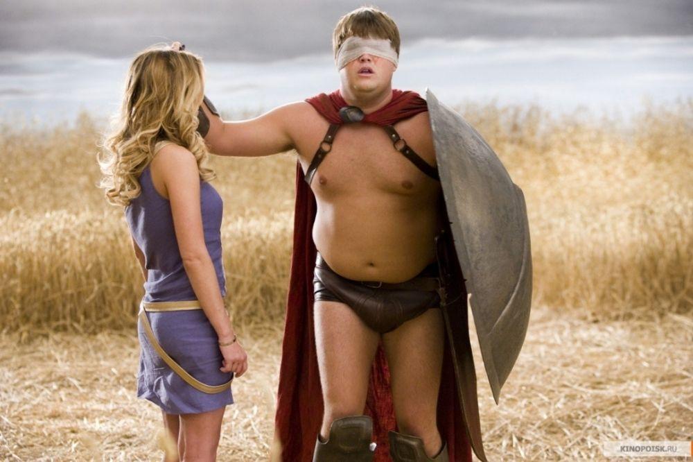 Запознай се със спартанците (DVD) - 10
