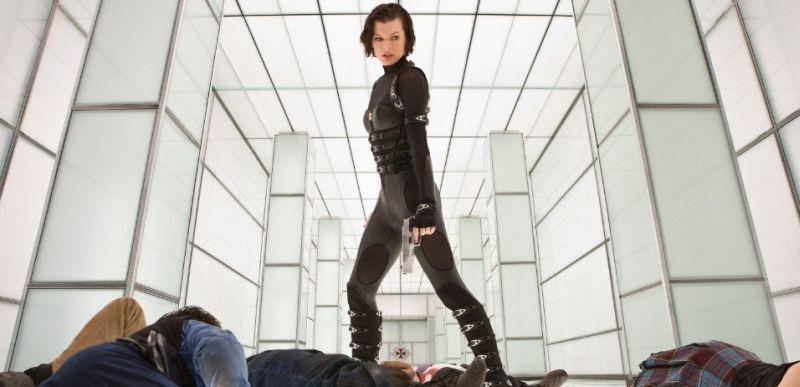 Заразно зло: Възмездие 3D + 2D (Blu-Ray) - 3