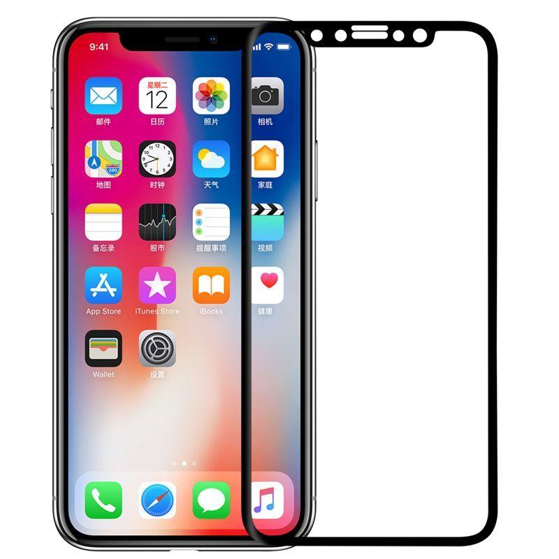 Закалено стъкло Speck ARC за iPhone X - 1