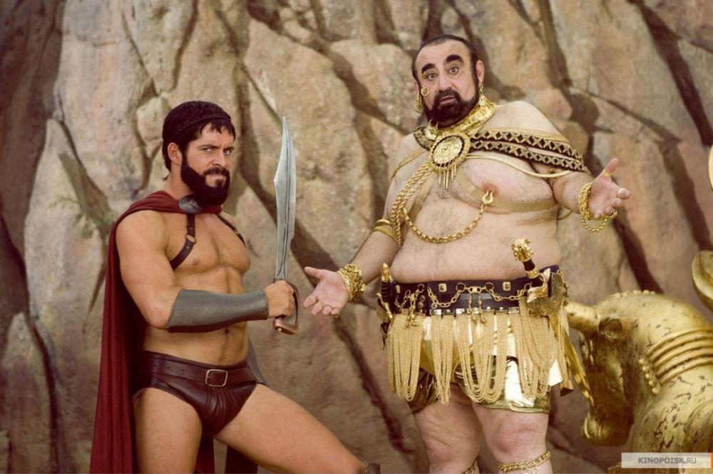 Запознай се със спартанците (DVD) - 7