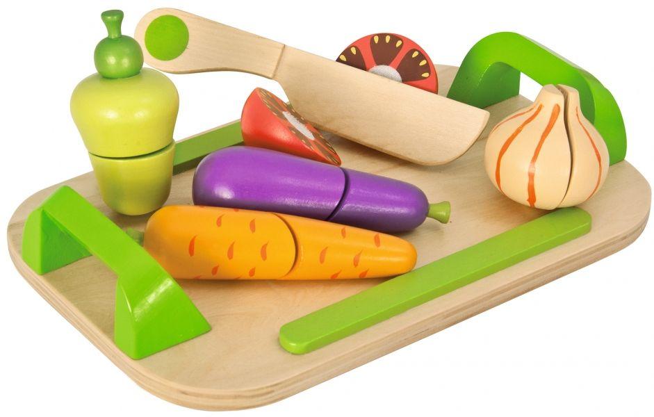 Дъска за рязане със зеленчуци Eichhorn - 1