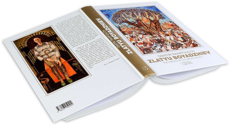 Zlatyu Boyadziev. The Vision of the Gread Master - 3