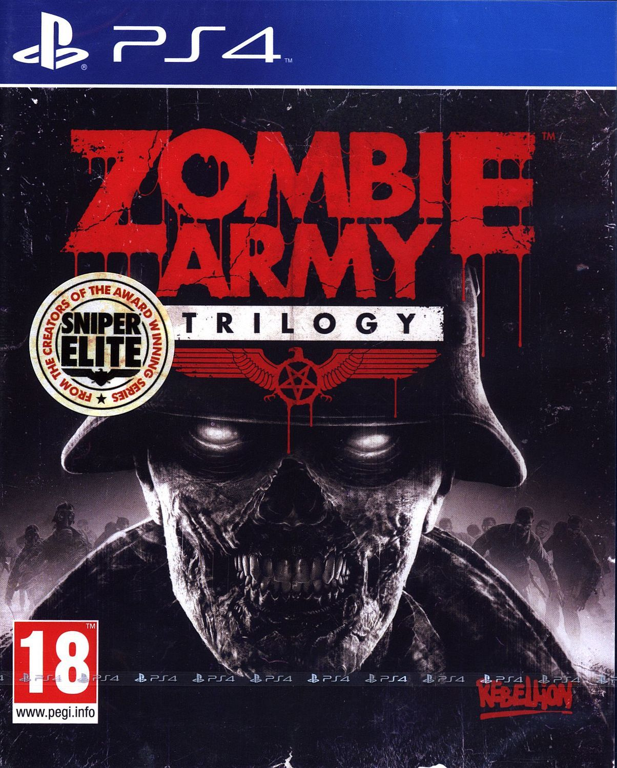 Zombie Army Trilogy (PS4) - 1
