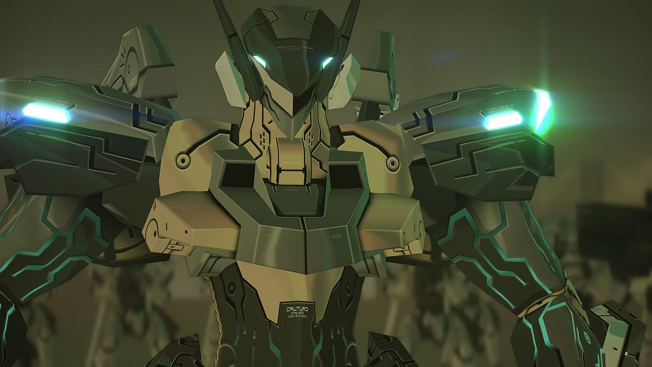 Zone of the Enders: The 2nd Runner M∀RS (PS4 VR) - 6