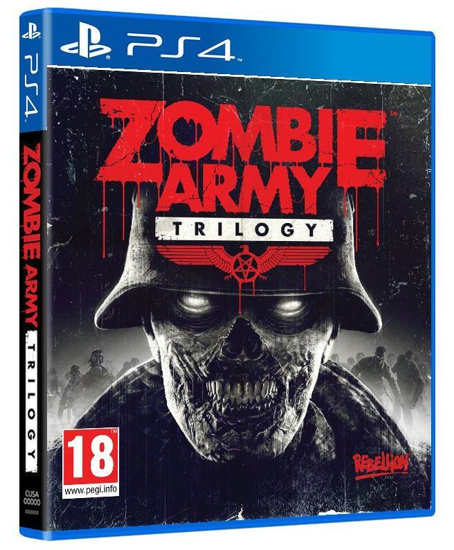 Zombie Army Trilogy (PS4) - 10