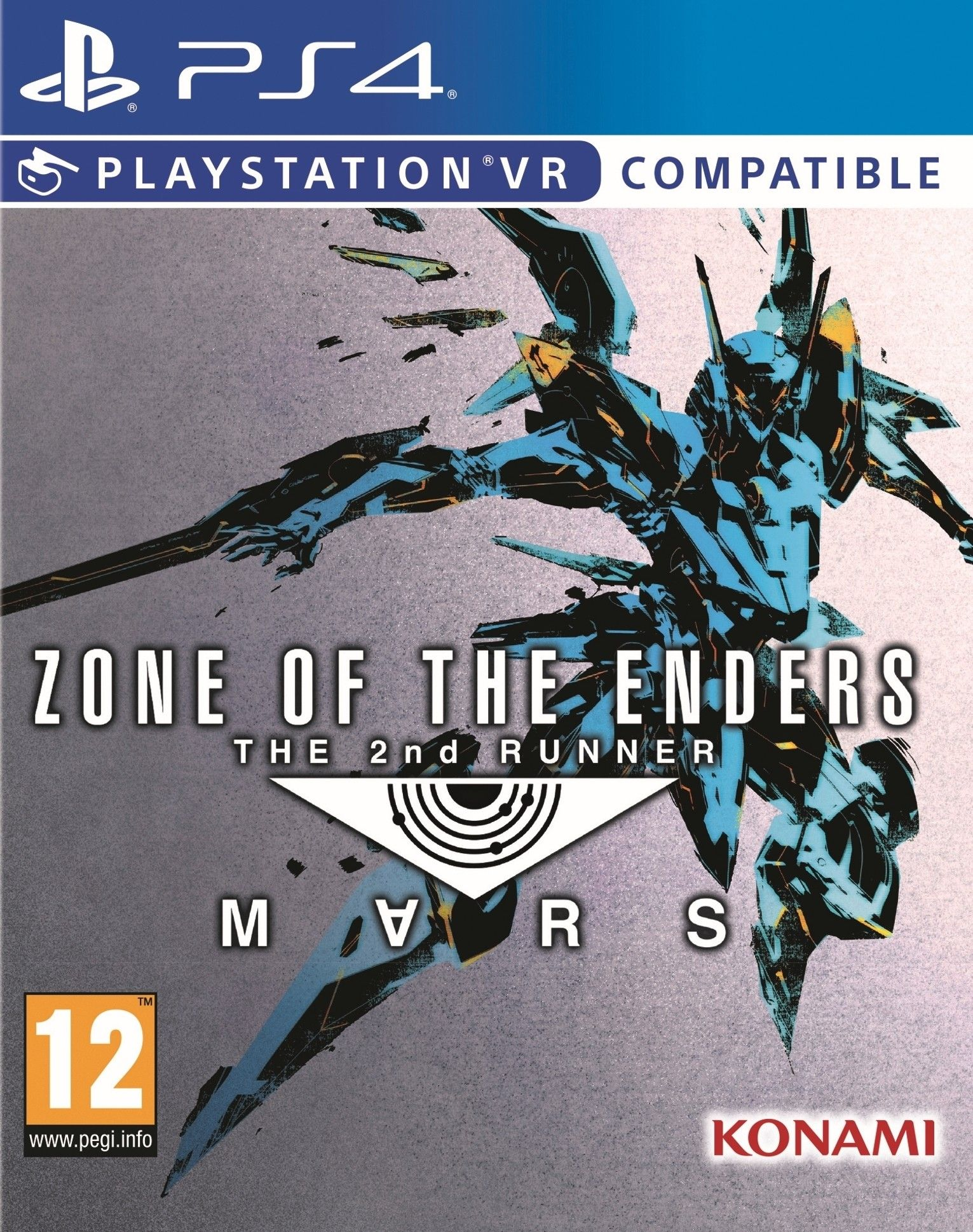 Zone of the Enders: The 2nd Runner M∀RS (PS4 VR) - 1