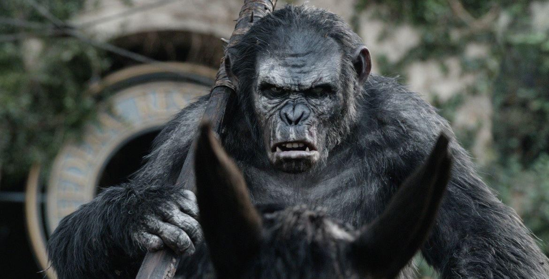 Зората на Планетата на маймуните 3D (Blu-Ray) - 15
