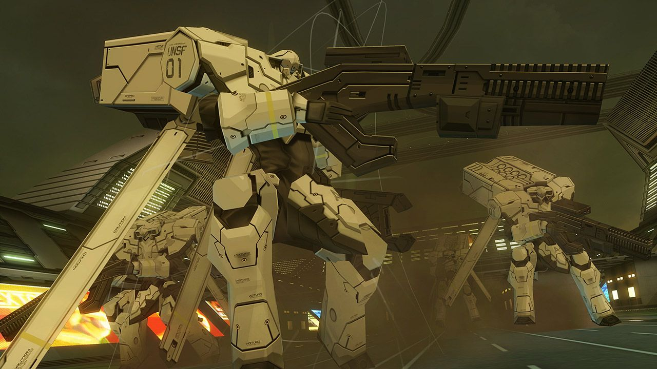 Zone of the Enders: The 2nd Runner M∀RS (PS4 VR) - 4