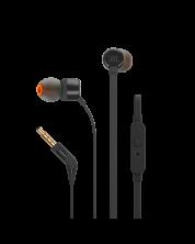Слушалки JBL T210 - черни -1