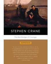 The Red Badge of Courage (Adapted Book) -1