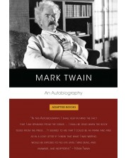 Mark Twain. An Autobiography (Adapted Books) -1