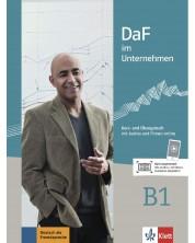 DaF im Unternehmen B1 Kurs-und Ubungsbuch Audio und Videodateien online -1