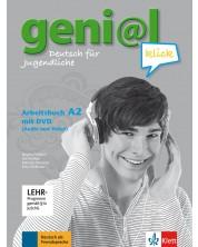 geni@l klick A2, Arbeitsbuch + DVD-ROM