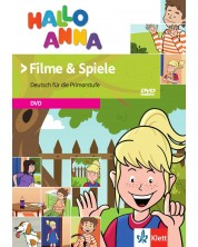 Hallo Anna FILME and SPIELE. DVD