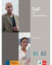 DaF im Unternehmen B1/B2 LHB