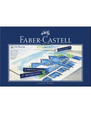 Маслени пастели Faber-Castell - Creative Studio, 36 броя -1