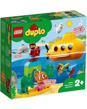 Конструктор Lego Duplo - Submarine Adventure (10910)