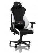 Гейминг стол Nitro Concepts - S300, radiant white -1