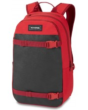 Ученическа раница Dakine Urbn Mission Pack - Deep Crimson, 22l -1