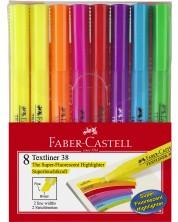 Mаркери Faber-Castell - 8 броя -1