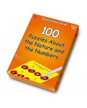 100 Puzzels About the Nature and the Numbers: Еducational Cards / 100 игри за природата и числата: Активни карти