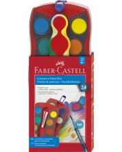 Акварелни бои Faber-Castell Connector - 24 броя -1