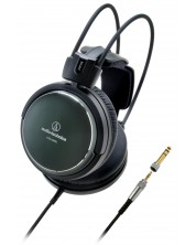 Слушалки Audio-Technica - ATH-A990Z Art Monitor, hi-fi, черни -1
