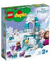 Конструктор Lego Duplo - Леденият замък на Елза (10899)