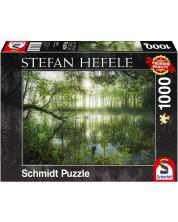 Пъзел Schmidt от 1000 части - Магическата гора, Щефан Хефеле -1