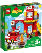 Конструктор Lego Duplo - Fire Station (10903)